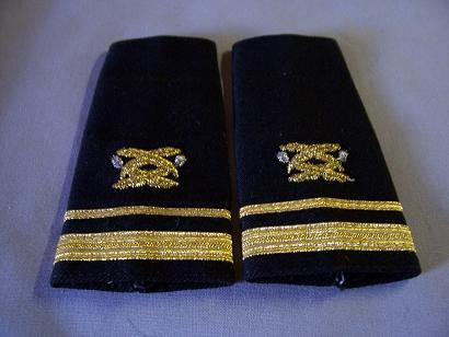 USN LTJG Civil Engineering Epaulets