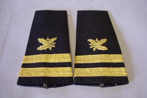 USN LT Supply Epaulets
