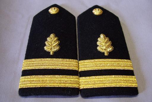 USN LT Nurse Corps MALE Shoulder Boards