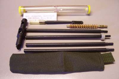 M1 Garand Buttstock Cleaning Kit