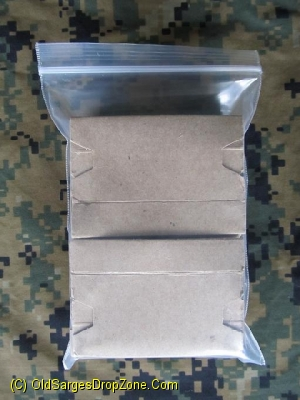 New Style Carbine Cardboards 18 ct.