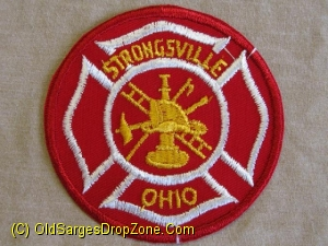 Strongville Ohio Fire Department