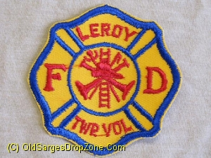 Leroy TWP. VOL Fire Department