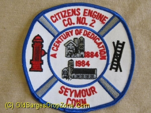 Citizen's Engine CO. NO.2 Seymour Conn.