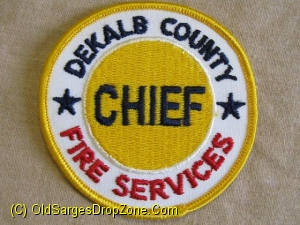 Dekalb County Fire Services Chief