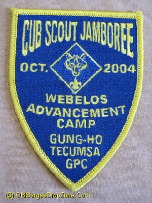 Cub Scout Jamboree Weblos Advancement Camp