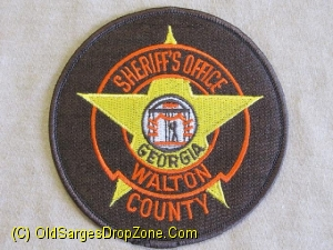 Sheriff's Office Walton County Georgia