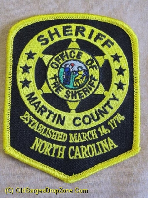 Sheriff Martin County North Carolina
