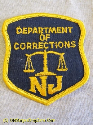 New Jersey Dept. Of Corrections