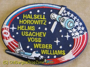 Halsell, Horowitz, Helms, USA Chev, Voss, Weber, Williams