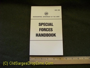 ST31-180 : Special Forces Handbook