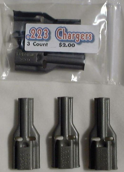 M16/AR15 .223 Charger/Loaders- 10 Ct.