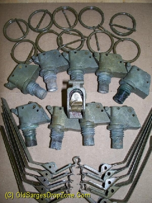 Smoke Head assembly 10 pack