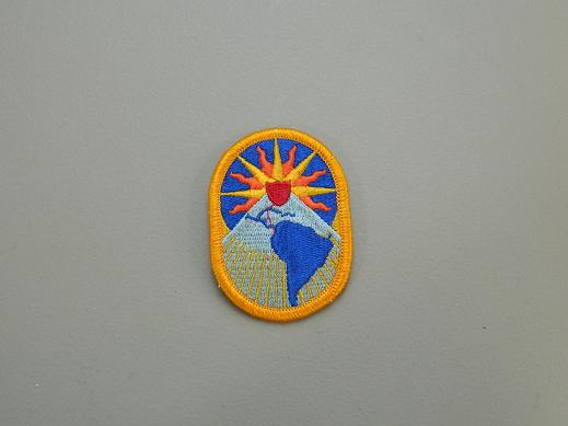 US Army Element Southern Command Color Patch