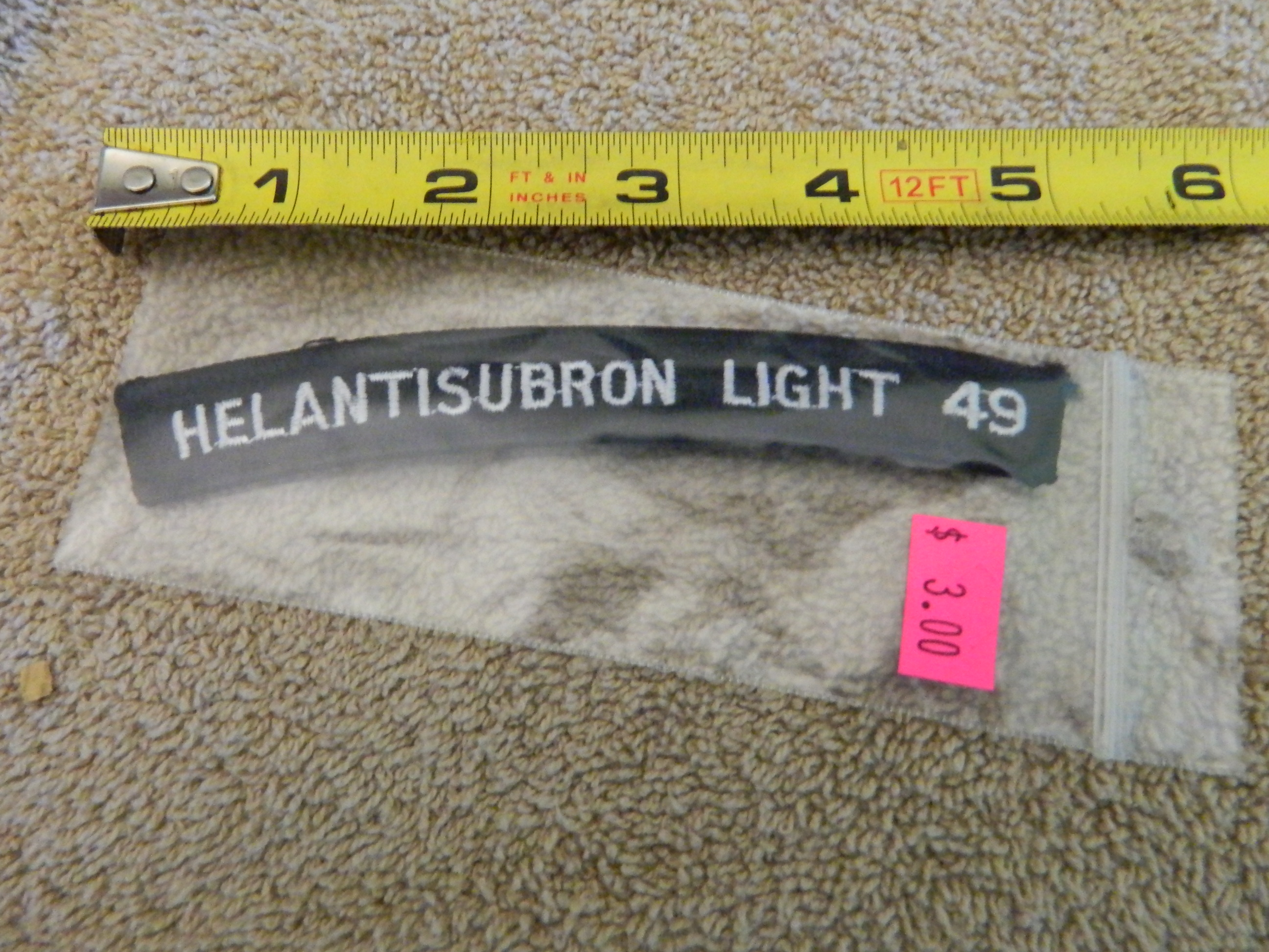 USN Rocker: HELANTISUBRON LIGHT 49