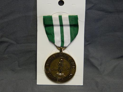 Virginia National Guard Commendation Medal- Full Size