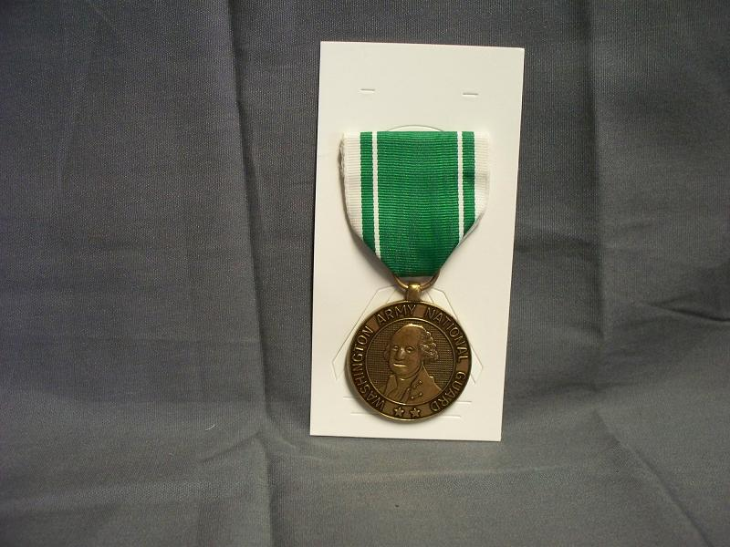 Washington Army Nat. Guard Commendation Medal- Full Size